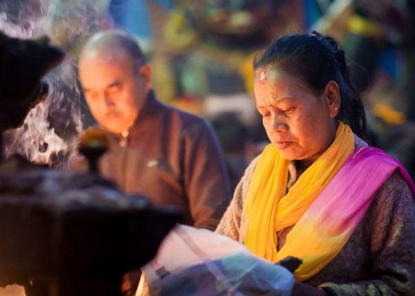 portraits du Népal